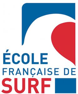 Logo Ecole Française de Surf